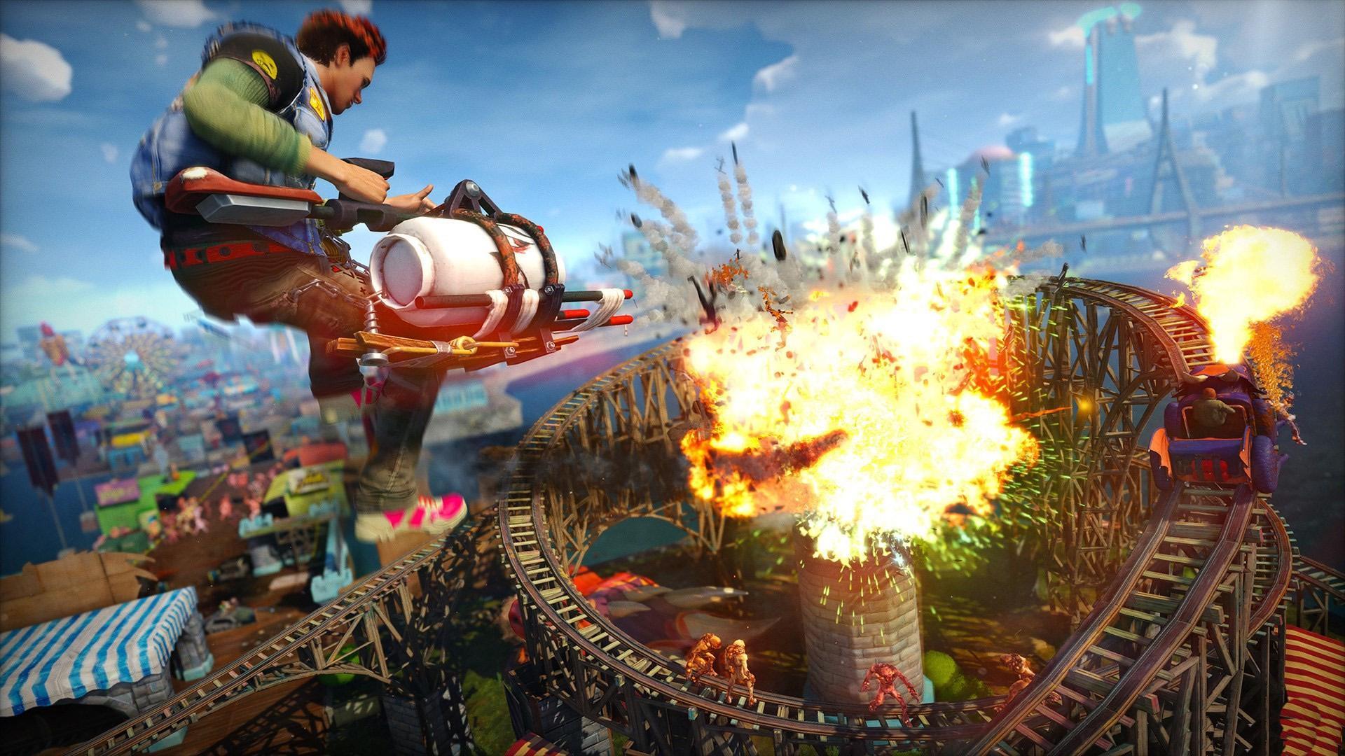 索尼确认已经拥有原Xbox独占游戏《日落过载》的IP