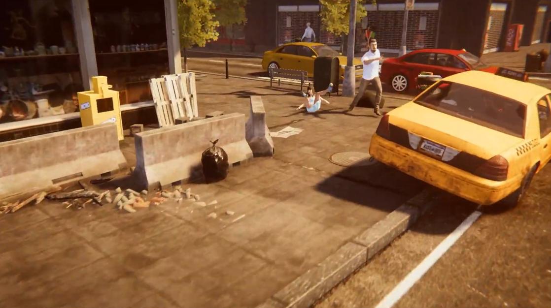 無敵司機再就業 《出租車模擬器》實機宣傳片公開