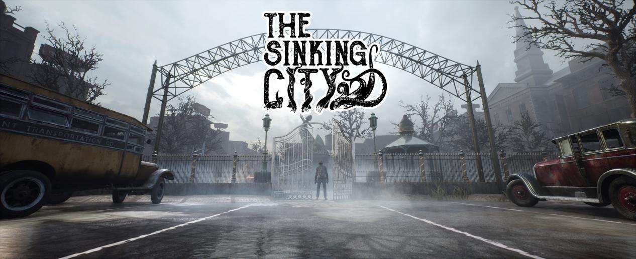 将洪水与怪物装进口袋 -《沉没之城》Switch版今日正式发售