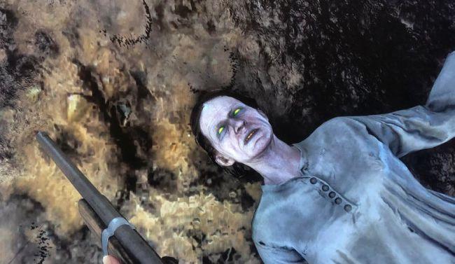 《荒野大镖客OL》惊现僵尸NPC R星给玩家的万圣节惊喜?