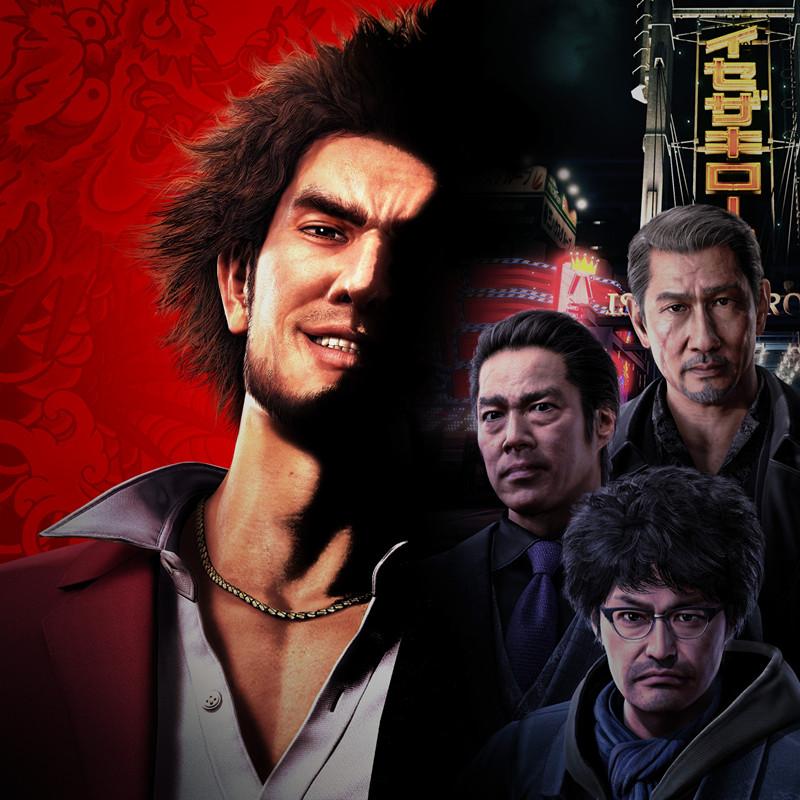 《如龙7》 两位新角色情报公开 官方透露游戏背景剧情