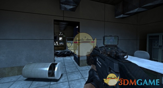 《求生之路2》AK-47替换使命召唤SMR MOD