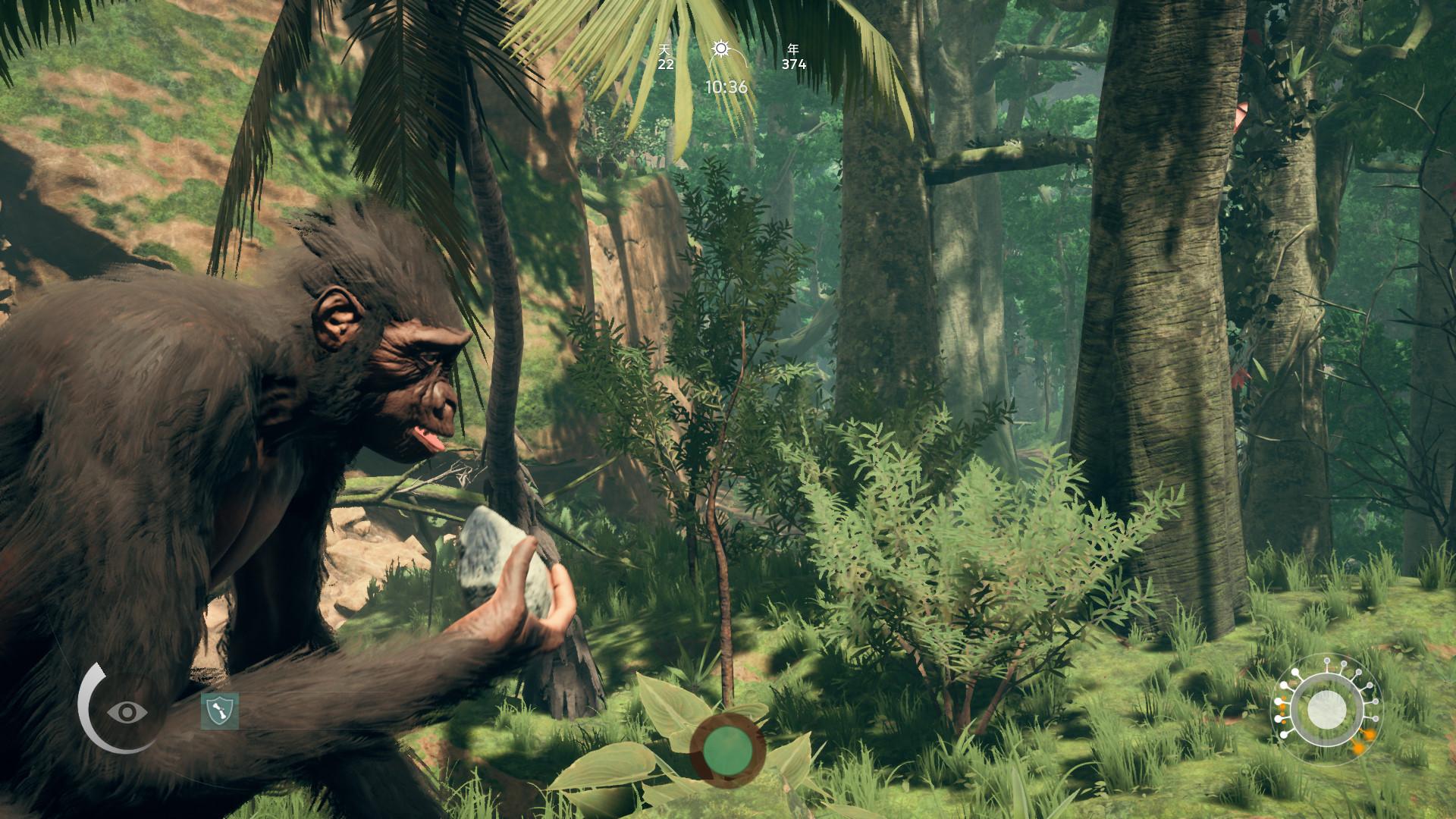 《先祖:人类奥德赛》评测:枕石漱流,一梦千万年