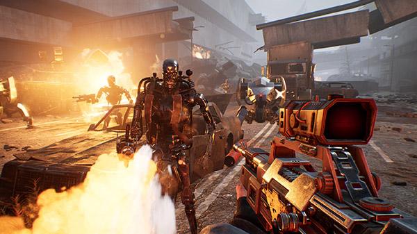 <b>《终结者:反抗军》面向PS4/Xbox One/PC平台公布</b>
