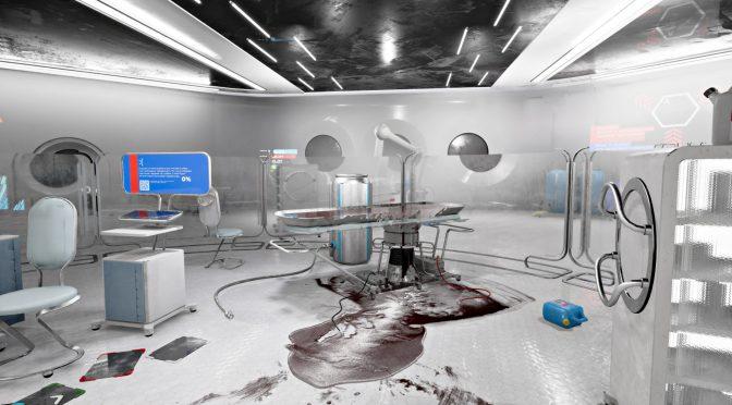 <b>虚幻4打造FPS《原子之心》基于引擎预告片展示</b>