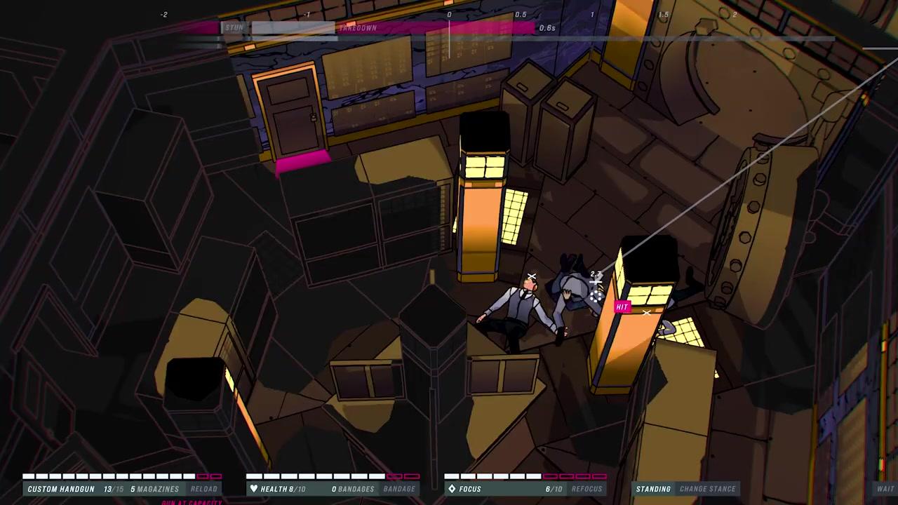 基努里维斯大显身手 《疾速追杀Hex》10月8日登陆PC