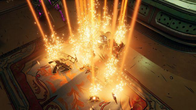 《无主之地3》热更新 再也无法狂刷宝藏丁克获取橙装了