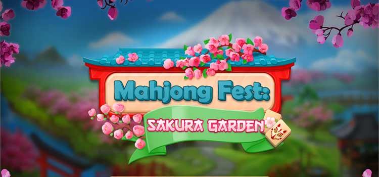 《麻将节樱花园》英文免安装