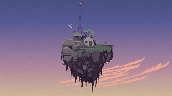 Steam手绘风冒险游戏 《Mutazione》 正式发售
