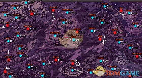 《攻城英雄》地图系统详解