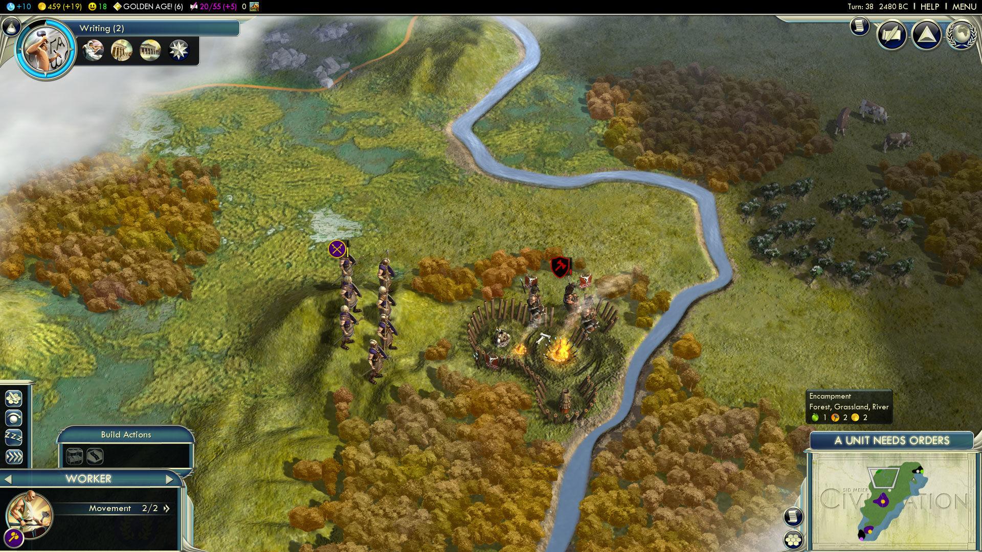 游戏历史上的今天:《文明5》在北美发售