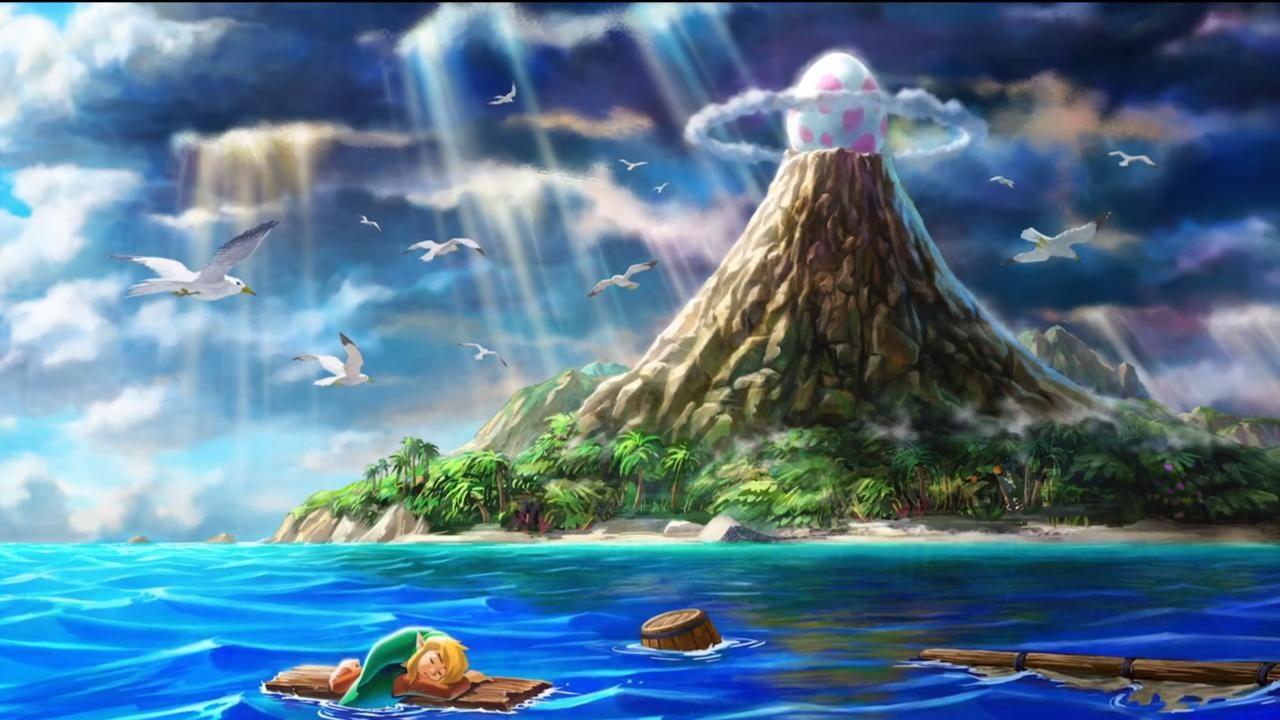 20年后, 《塞尔达传说:织梦岛》 的手绘地图还能用