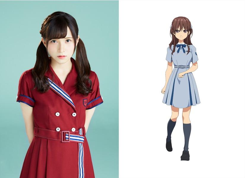 AK48系造星圣手秋元康全新策划《22/7》公布 首弹动画2020年开播