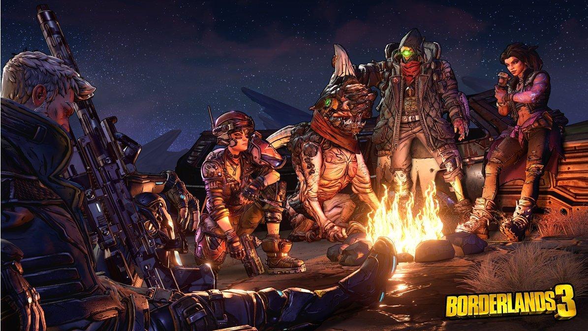 名利双收!《无主之地3》发售5天出货量超500万