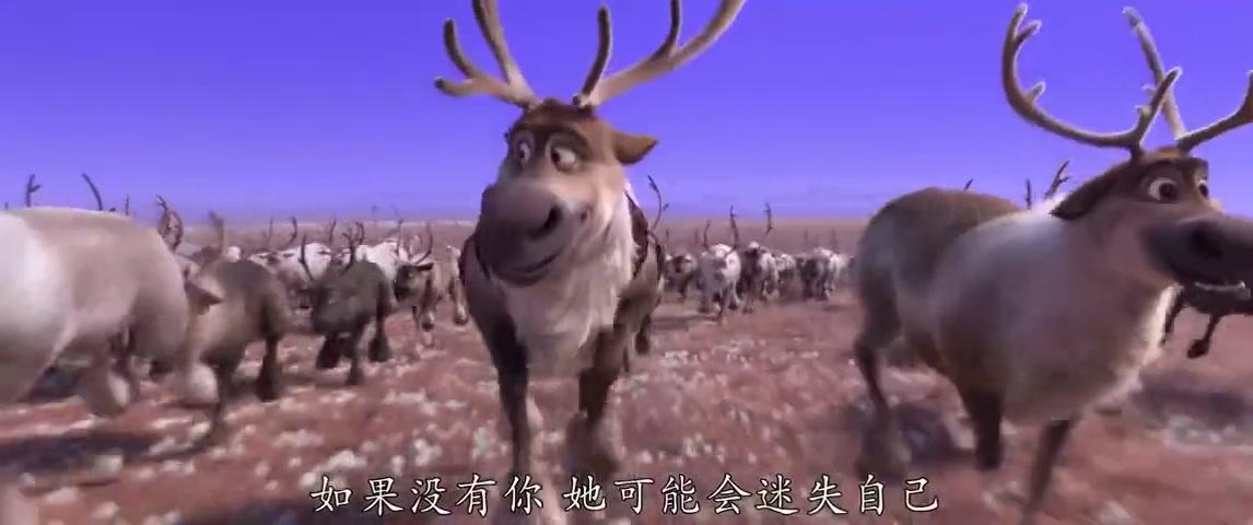 11月22日北美上映 《冰雪奇缘2》官方中文宣传片公布