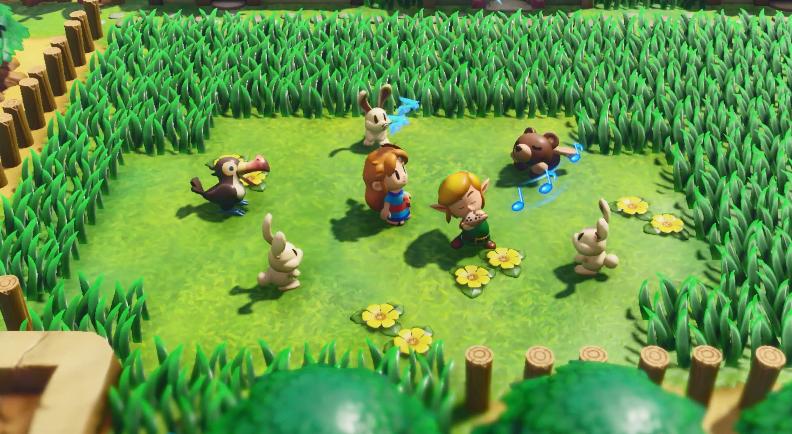 《塞尔达:织梦岛》 登顶英国周销榜 创今年NS游戏发行纪录