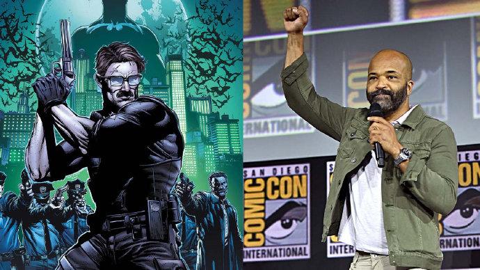 《西部世界》黑人男星 将饰演新《蝙蝠侠》独立电影中戈登局长