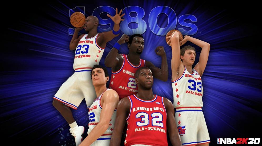 發售快一個月,《NBA 2K20》的表現怎么樣了?