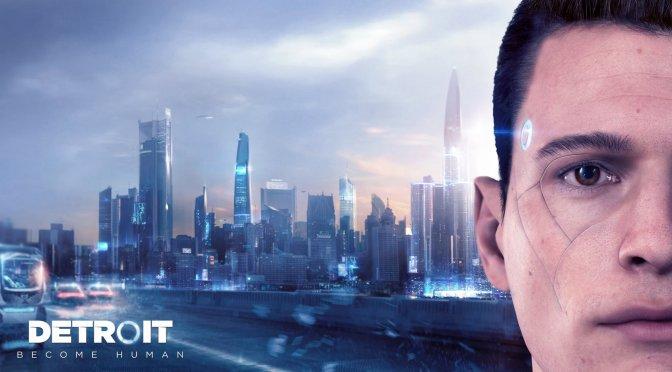 Quantic Dream:《底特律:变人》PC社区反响热烈 我们很高兴