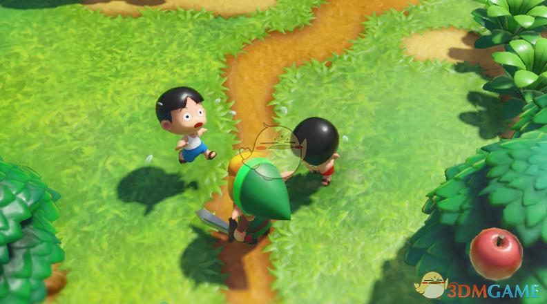 《塞尔达传说:织梦岛》全心之碎片位置分享