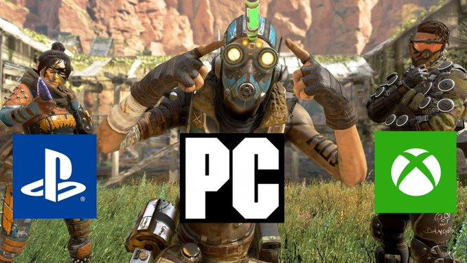《Apex英雄》数据挖掘显示:将支持PC和主机跨平台联机