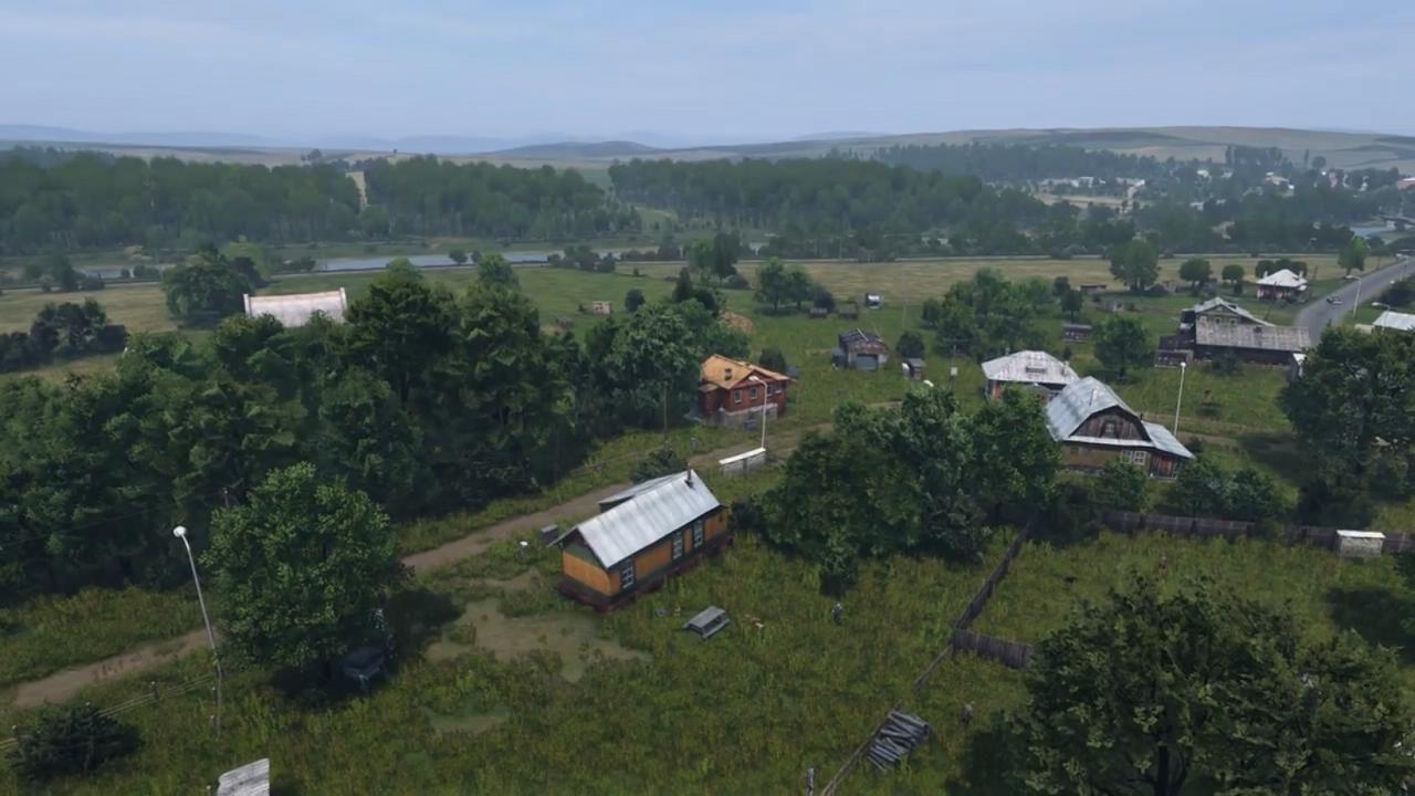 《DayZ》新DLC地图利沃尼亚公布 11月13日上线