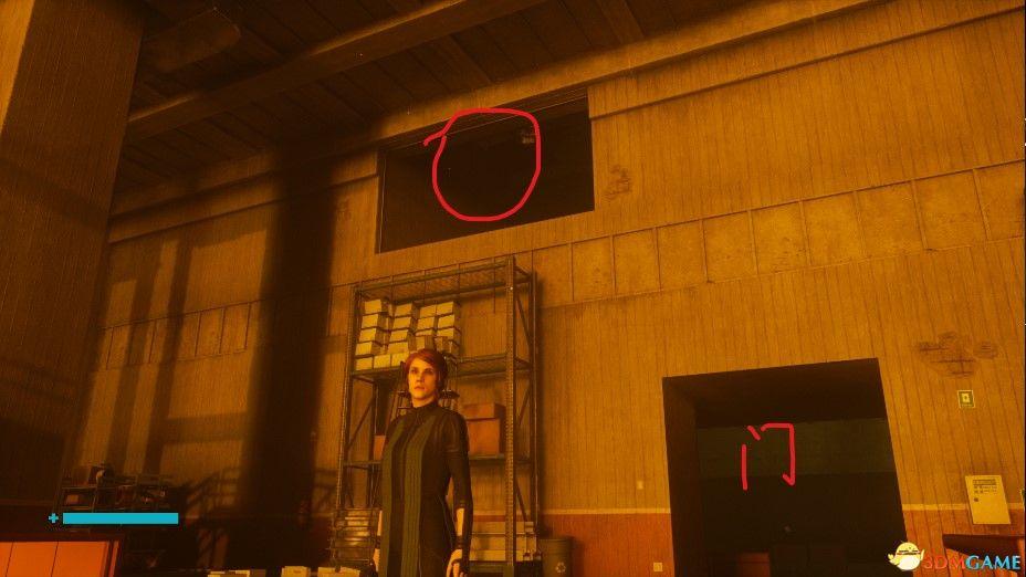 《控制》暖炉室隐藏模块永恒之火获得方法介绍