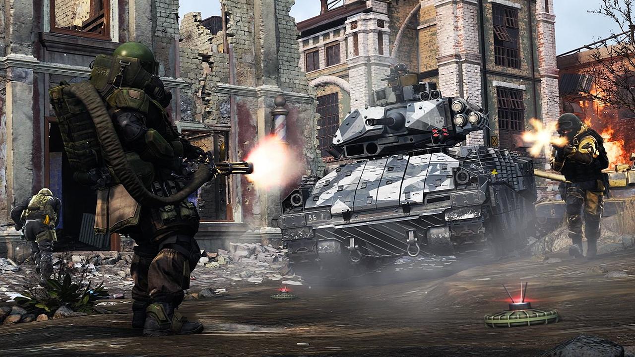 《使命召唤16:现代战争》 微交易系统包括武器