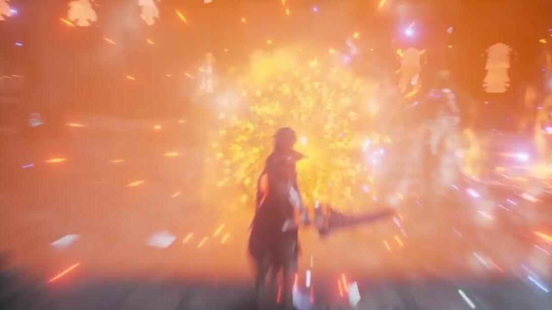 《噬血代码》新Boss预告片 冰火两重天男女混合双打