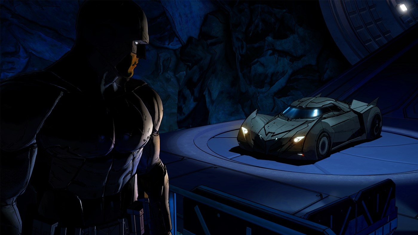 老爷送游戏了!《蝙蝠侠:故事版》首章微软商店免费领