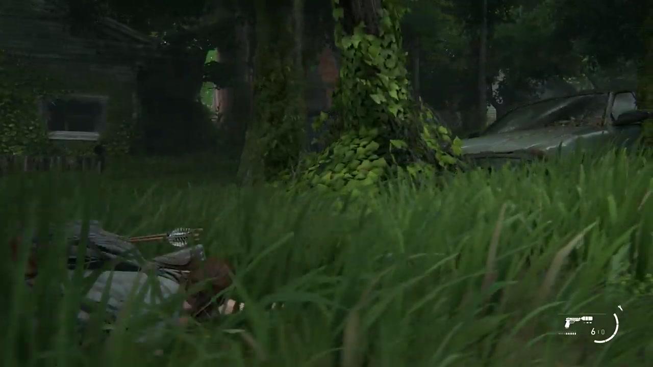 艾莉求生之路 《最后的生还者2》全新实机演示公布