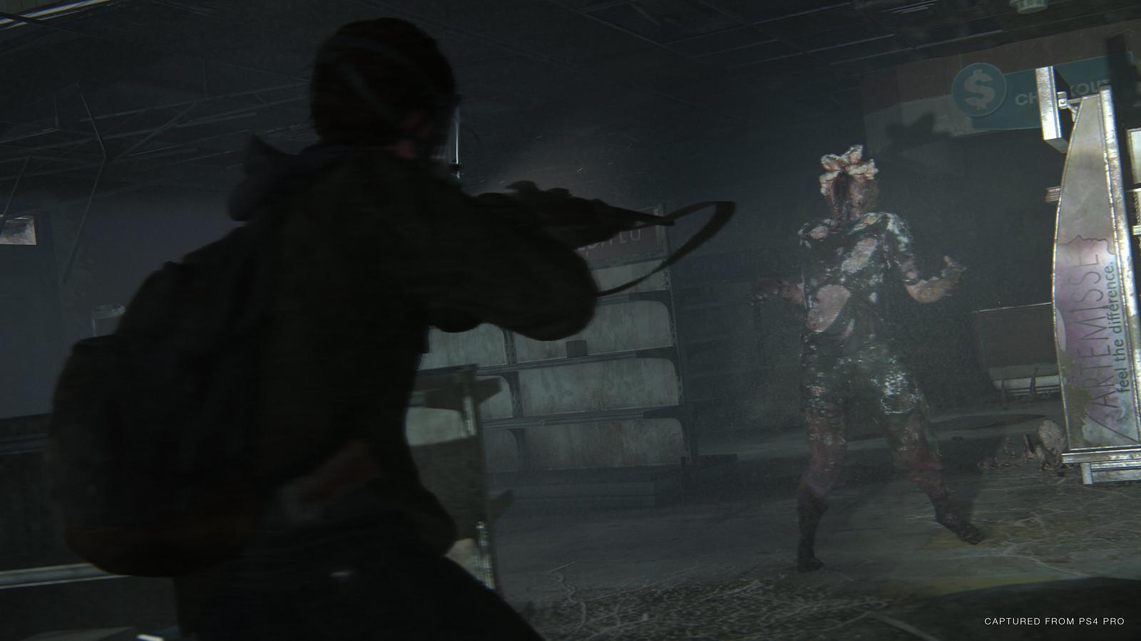 PS博客公布《最后生还者2》Demo新感想及截图