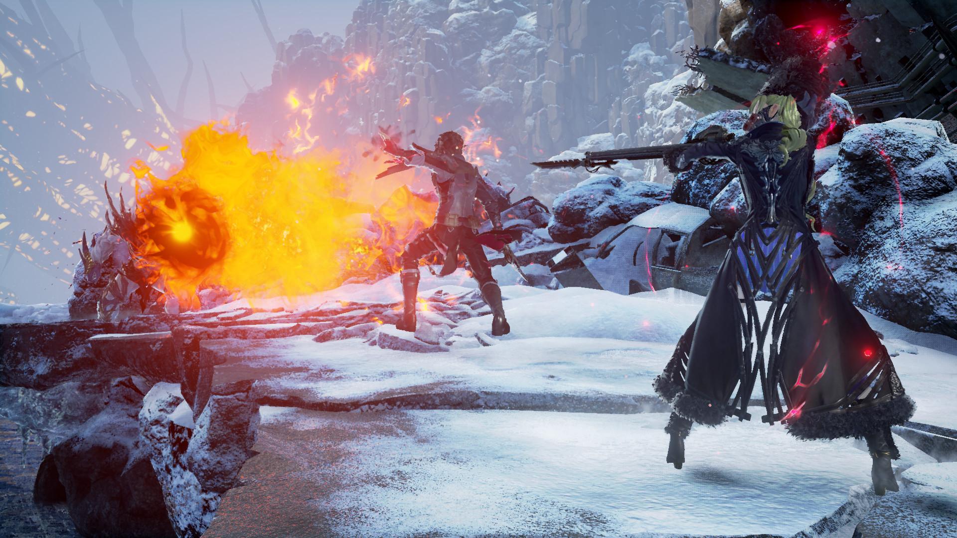 《噬血代码》Steam特别好评 人物建模精美颜值控最爱