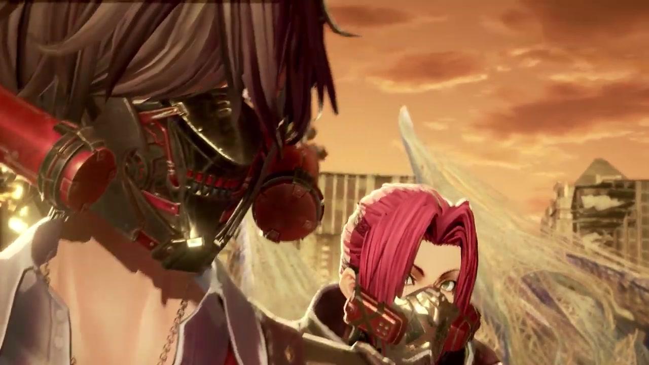 二次元風格魂系游戲《噬血代碼》上市預告片公布