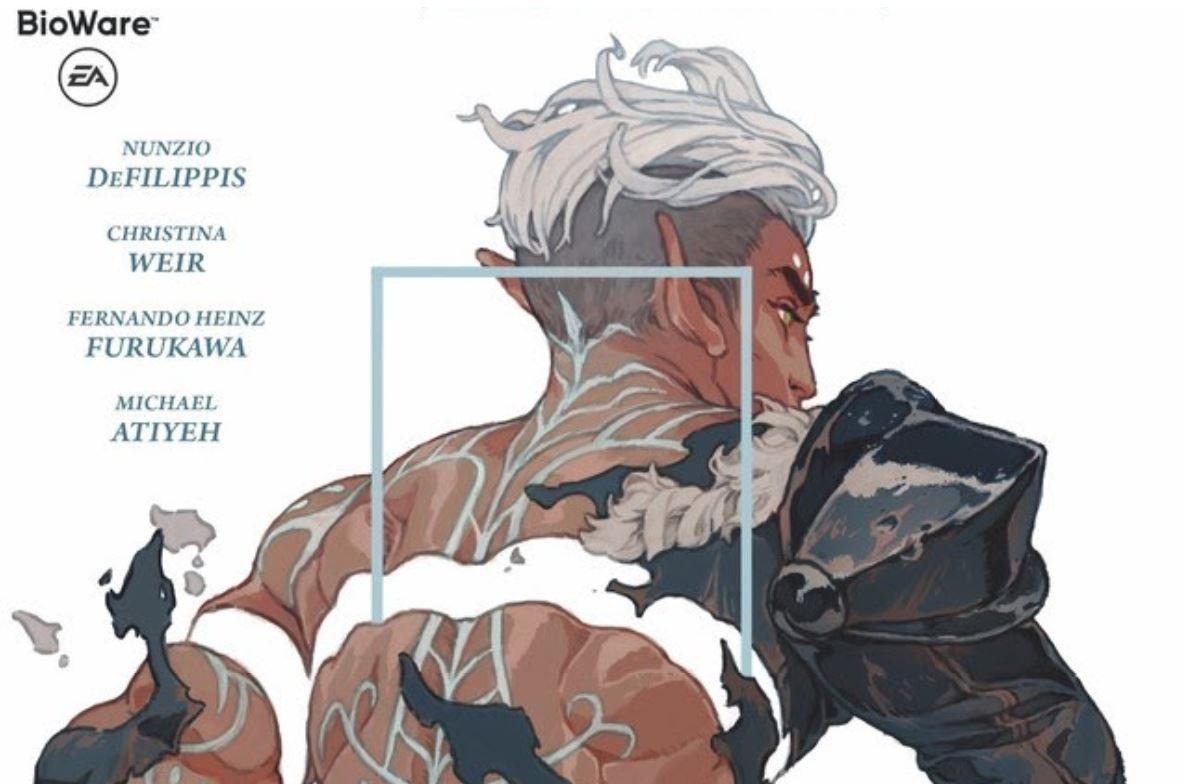 <b>《龙腾世纪》将以黑马漫画全新作品的形式回归</b>