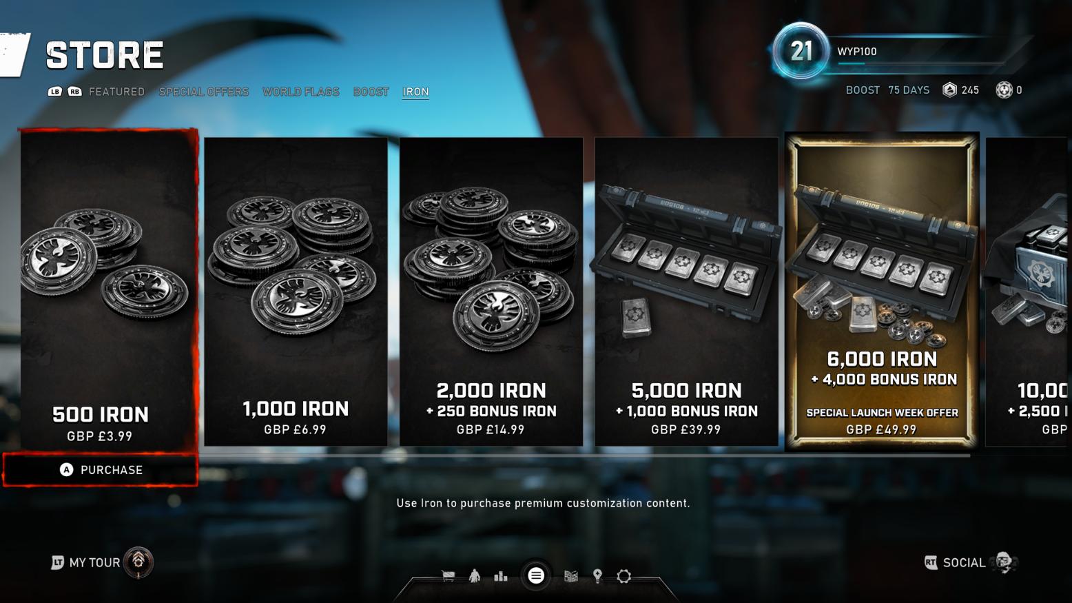涨价了!《战争机器5》部分地区游戏币售价突然提高