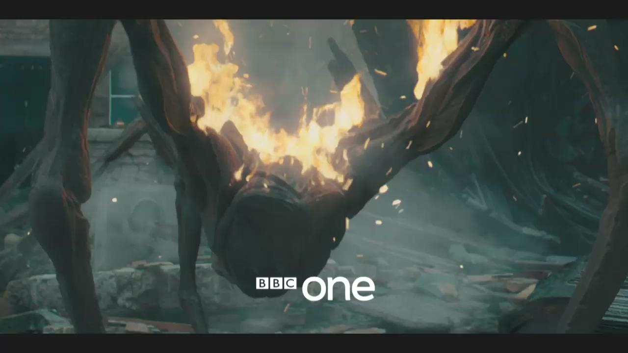 BBC迷你剧《世界大战》预告片 假如外星人入侵了英国