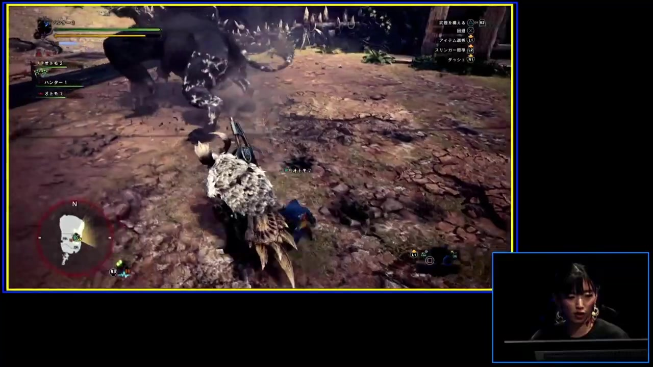 《怪物猎人世界:冰原》新视频展示即将到来的金狮子
