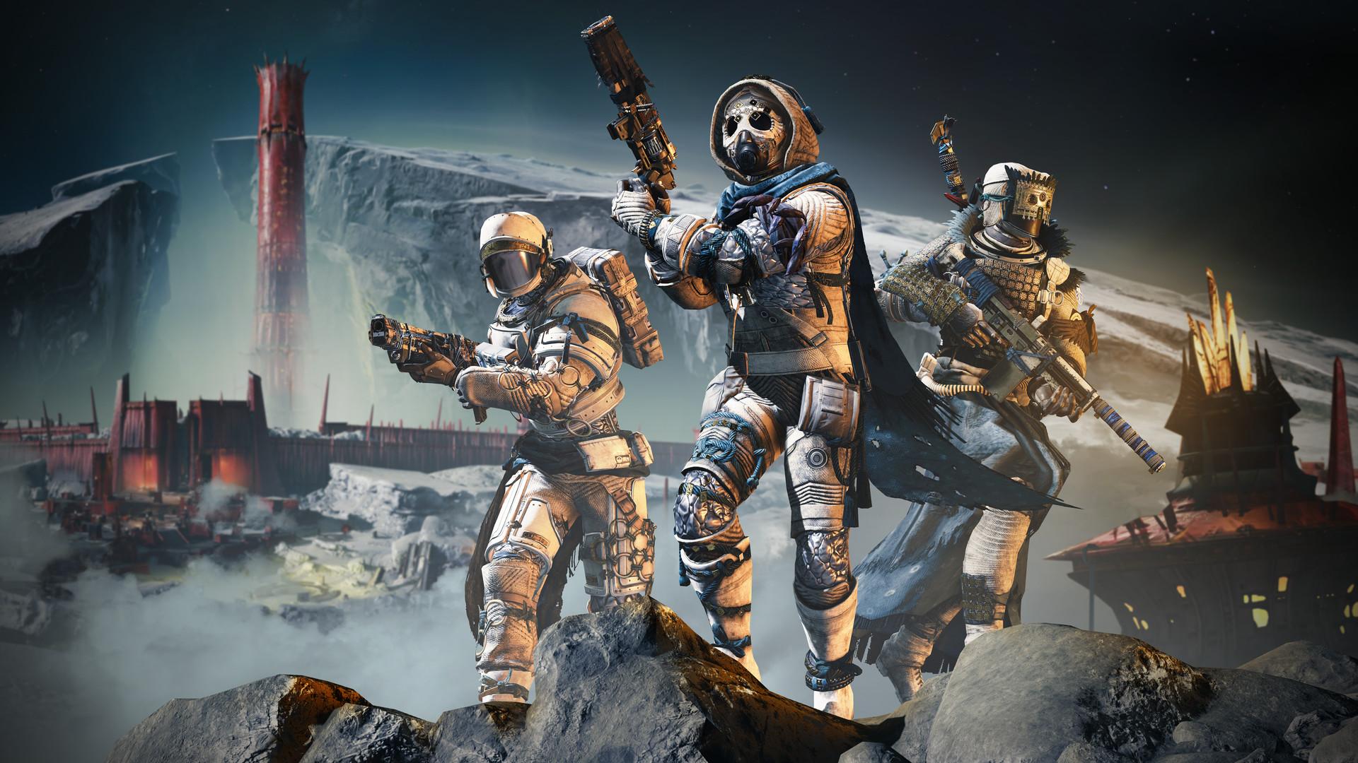 Steam销量排行榜 脱离战网《命运2》成最大赢家