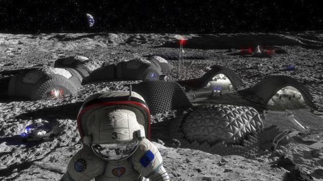 月球能承载多少人口?移居仍充满未知数