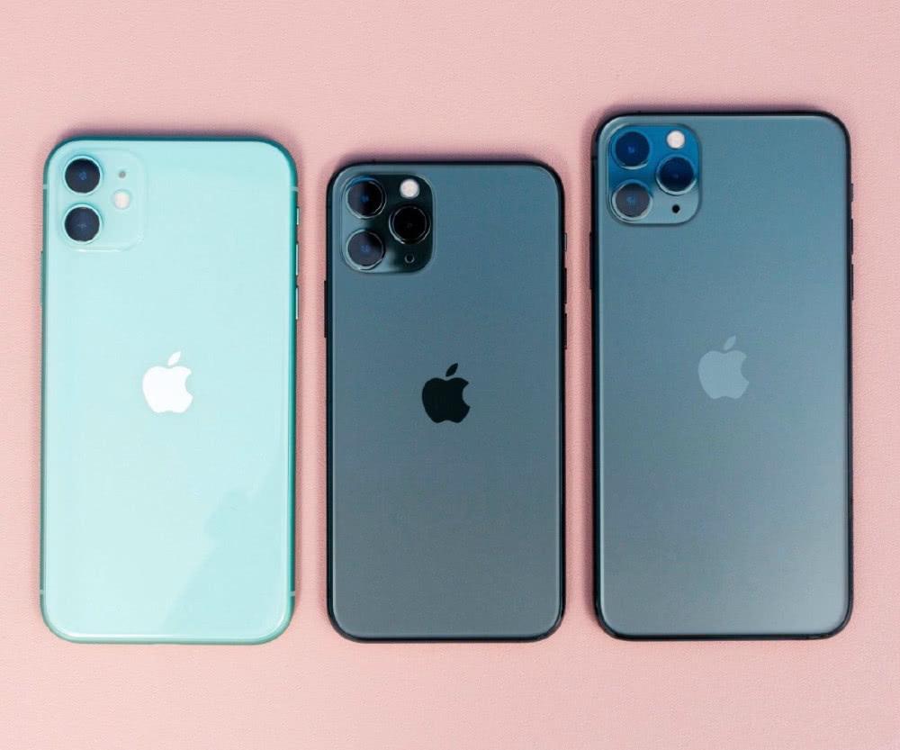 iPhone11 Pro官网断货 从第三方买新配色要加钱