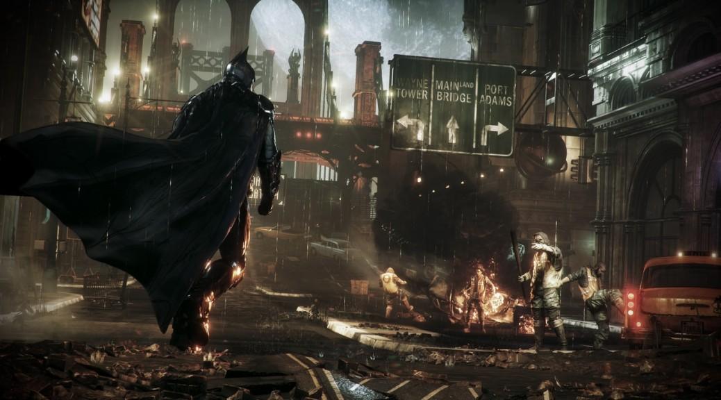 《蝙蝠侠:阿卡姆骑士》发布Reshade光追MOD