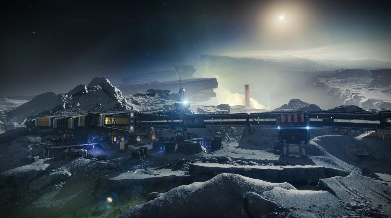科幻射击RPG史诗大作来袭!《命运2》全新资料片《暗影要塞》上线