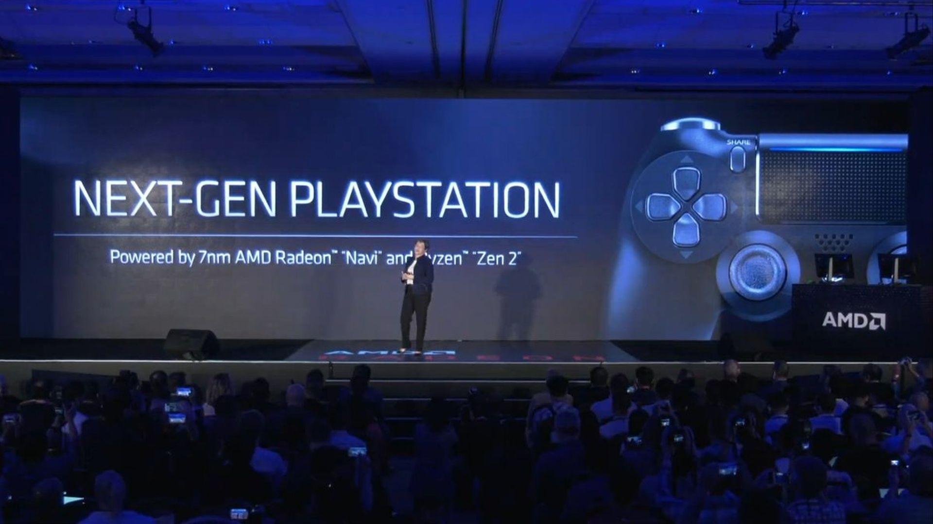 开发者:PS5硬件将提高游戏速度 增强画面真实度