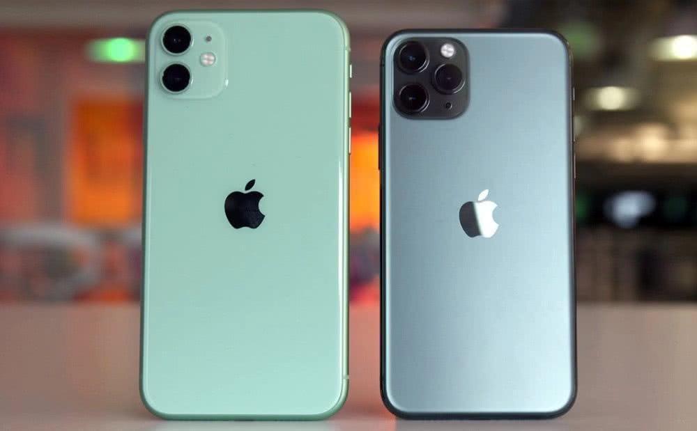 报告称iPhone11系列是苹果近5年最受欢迎的机型