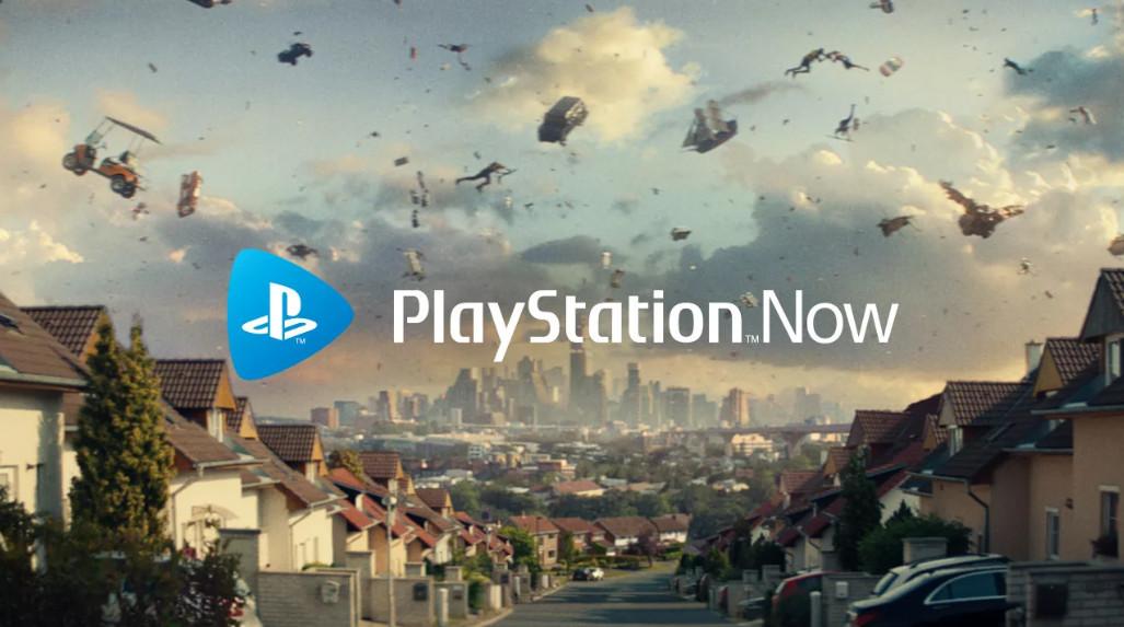 PS Now全球各地大降价 《GTA5》《战神4》加入