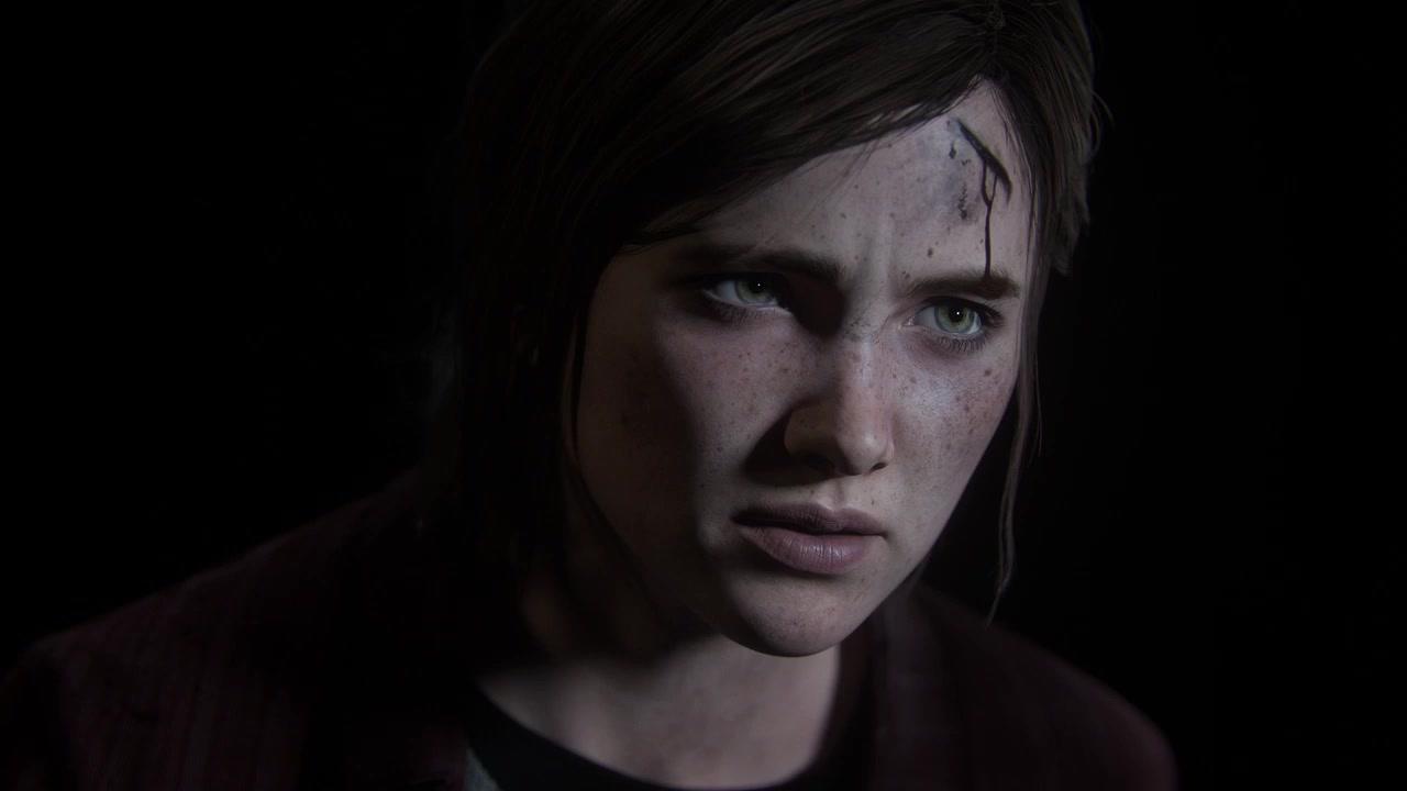PS4《最后的生还者2》新视频展示艾莉一二代变化