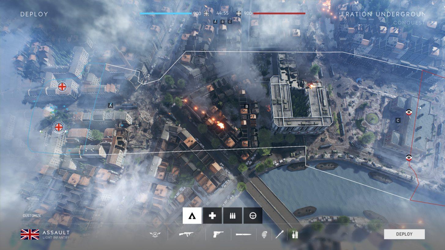 《战地5》经典地图地铁来了 10月3日正式上线