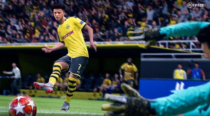 <b>《FIFA 20》第二次大型更新上线 多个模式获提升</b>