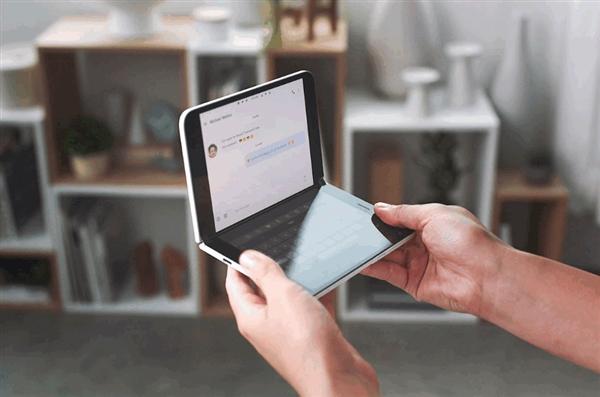 微软双屏手机来了 Surface Duo正式发布/2020年开售